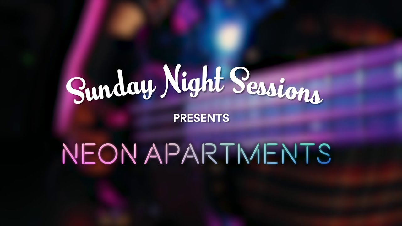 Neon Apartments Prism Sunday Night Sessions