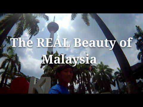 The REAL Beauty of Malaysia  -  I want TUMPANG