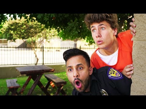 I GOT OUT OF JAIL! | Juanpa Zurita & Anwar Jibawi