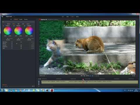 Как обрезать видео в lightworks