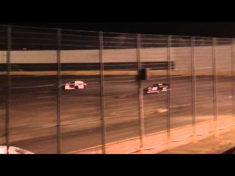 IMCA Modified Main at Lady Luck Speedway 7-6-12