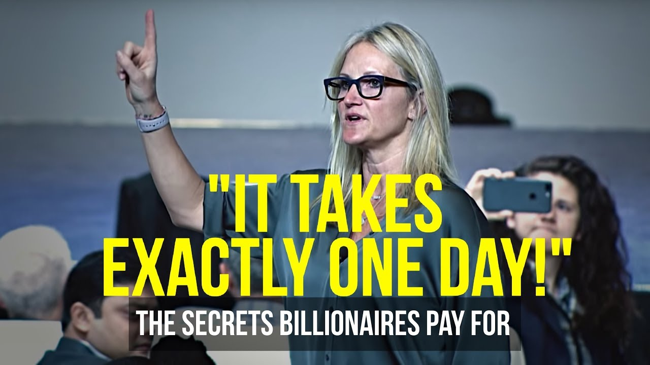 RESET Your MINDSET | The Secrets Billionaires Pay For (It Takes Only 1 Day)