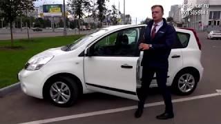 Тест-драйв автомобиля Nissan Note