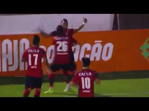 Vitória 3 x 1 Coritiba   GOLS   Campeonato Brasileiro 2016