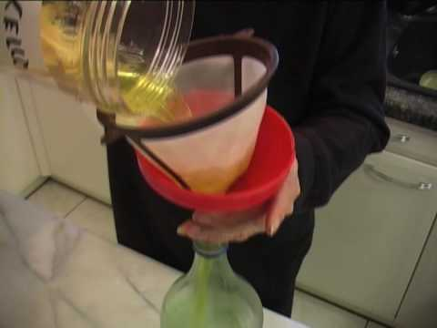 Liqueur de Limoncello par Mamy Monica
