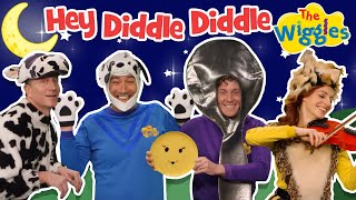 The Wiggles: Hey, Diddle, Diddle | The Wiggles Nursery Rhymes 2 thumbnail