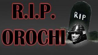 For Honor - RIP Orochi - WTF Nobushi? - High Level Warden Gameplay