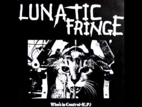 Lunatic Fringe - Who's In Control (EP 1982)