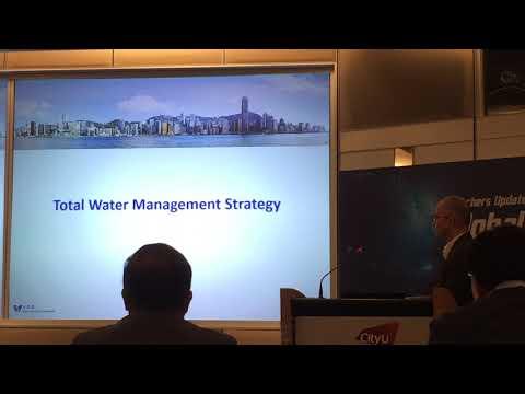 Water Security in Hong Kong - Chief Engineer - Water Service Department HK