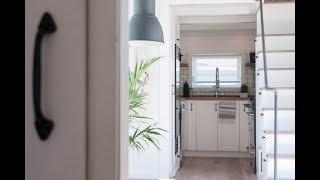 Zero Compromises In The Eucalyptus Tiny House