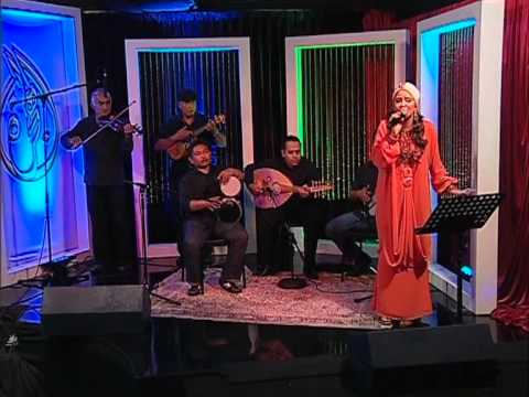 Betty Banafe - Binti Shalbiah (Fayrouz Cover) Live On Al Hijrah TV
