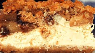 Яблочный чизкейк - обязательно попробуйте этот беспроигрышный простой рецепт! | Appetitno.TV