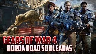Gears of War 4 | Speed Run de Horda en Seguridad!!