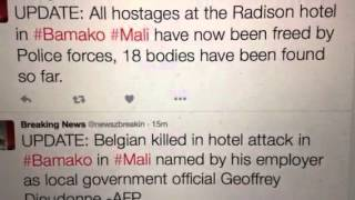 """Word On The Street"" Mali Crisis Hostages (Over) 27 Dead (Unconfirmed)"