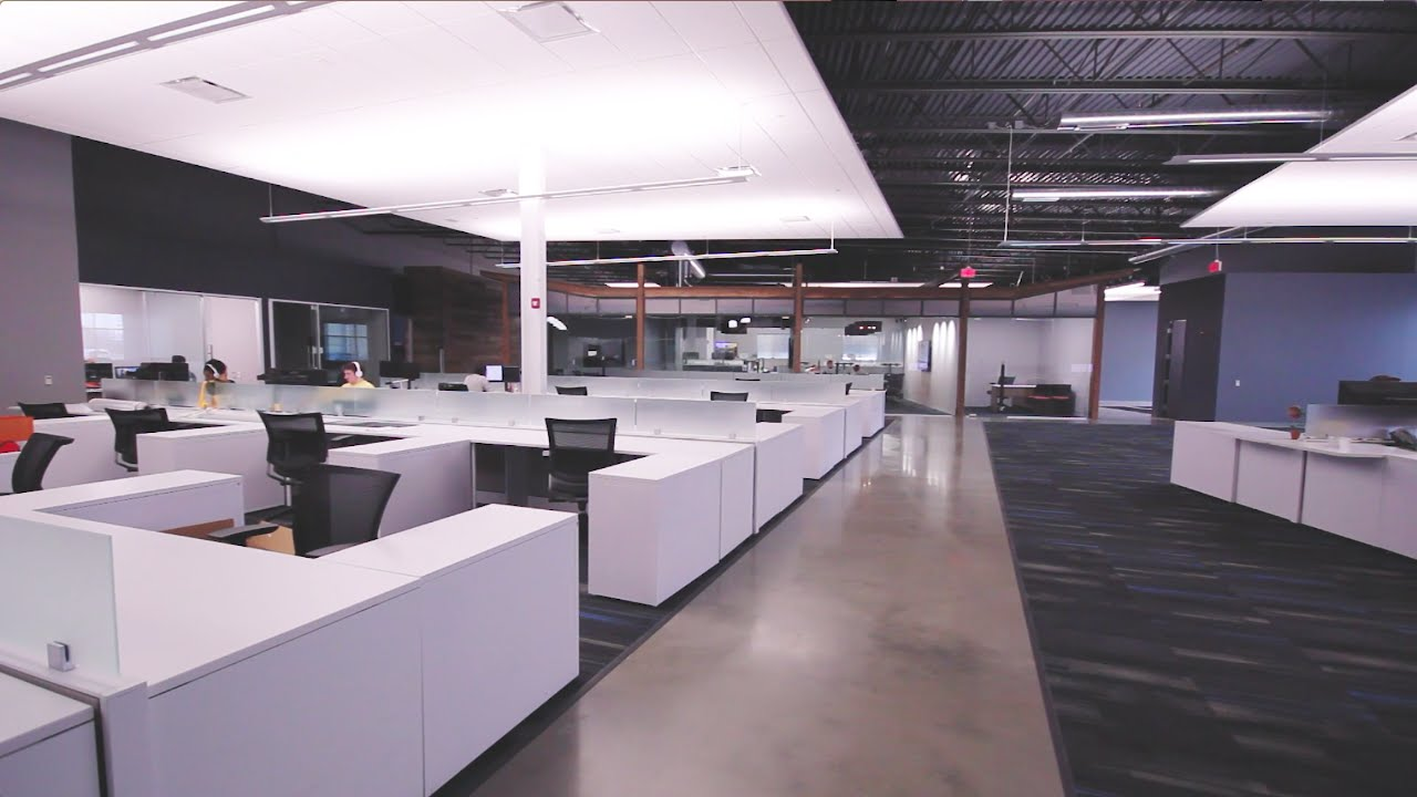 Why Acoustics Matters In Open Office Design   YouTube