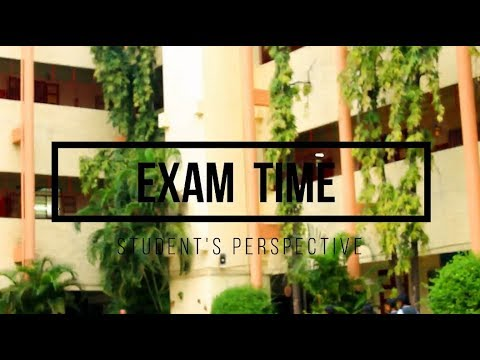 Exam time | Students perspective | Short film | Lens_behind_india |