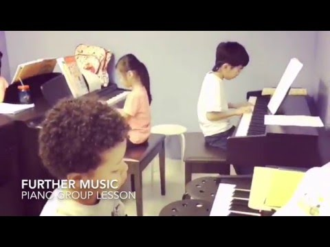 Further Music Piano Group Lesson