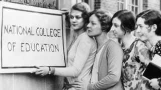 Repeat youtube video Doris Harpham Salmon | National College of Education | National Louis University
