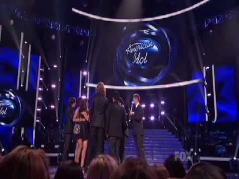 Finale - Results - Lee DeWyze wins American Idol Season 9