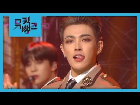 WONDERLAND - ATEEZ (에이티즈) [뮤직뱅크 Music Bank] 20191018