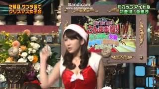 「さんま御殿」初出演 12年12月18日放送回 亜里沙 http://ameblo....