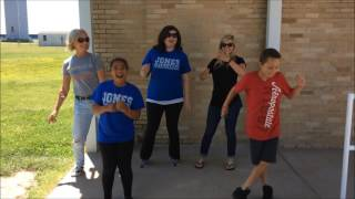 Jones Elementary Whip and Nae Nae end of the year video