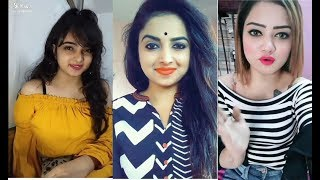 beutiful girl on tiktok and kwai| beutiful girl live video|hot sexy viral girl of india