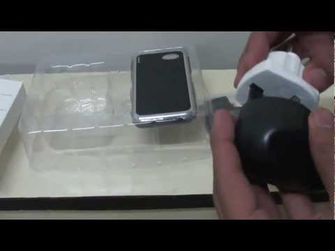 Pama Plug N Go Power Portable Charger Unboxing