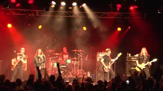 "The Screaming Jets - ""Helping Hand"" Live at the Metro"