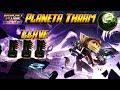 Ratchet & Clank: Nexus - Posiciones de las Llaves del Planeta Thram - 3 de 6