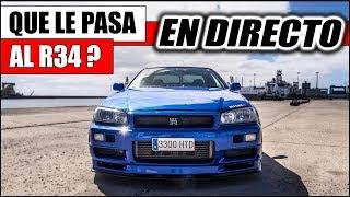¡¡ EN DIRECTO !! ¿QUÉ LE HA PASADO AL GTR ? PREGUNTAS Y RESPUESTAS | Supercars of Mike