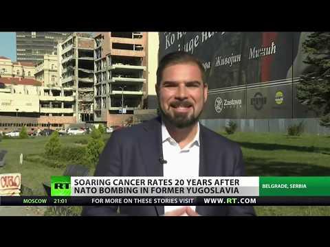 NATO's Legacy in Yugoslavia: Cancer & Ethnic Hatred