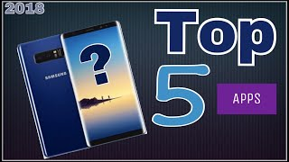 Top 5 Latest UNIQUE Android Apps // best android apps // june 2018