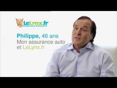 LeLynx.fr, Comparateur d'assurances - Pub TV  (Témoignage Philippe)