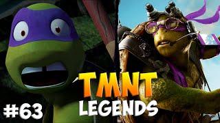Черепашки-Ниндзя: Легенды. Прохождение #63 DONATELLO (TMNT Legends IOS Gameplay 2016)