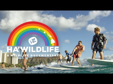 VonZipper : Ha'WildLife - A WildLife Documentary