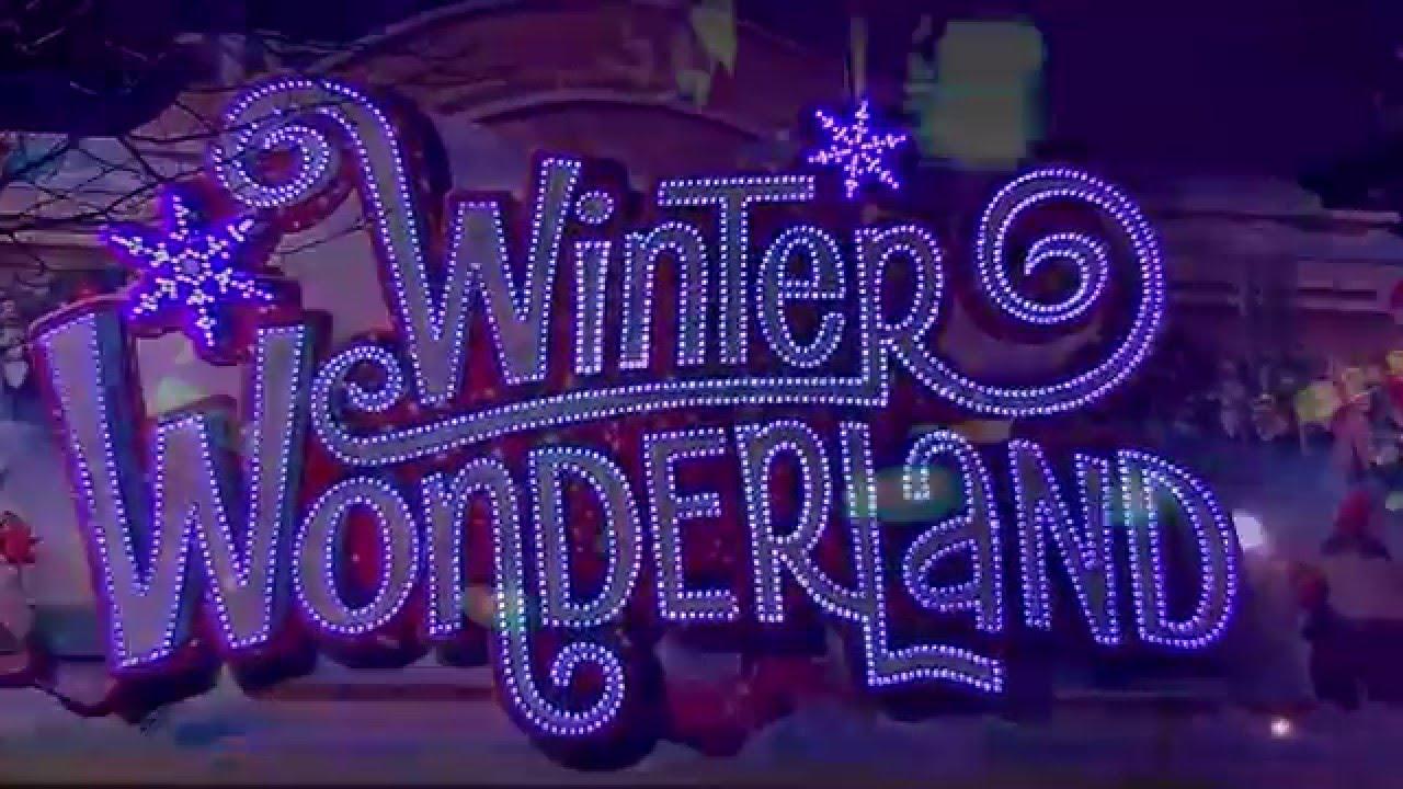 London Winter Wonderland YouTube - Winter wonderland london map 2016