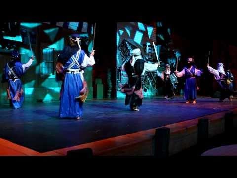 Ballet National Algérien - Fête du 1er novembre à Ottawa - Danse Touareg