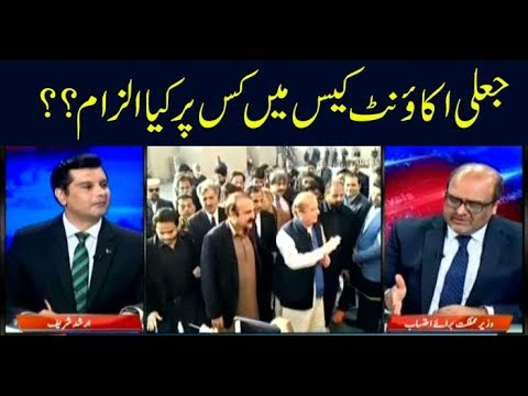 Power Play | Arshad Sharif | ARYNews | 18 March 2019