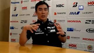 佐藤琢磨の本格的な2018年インディカーの初テストが1月24~25日日にセブ...