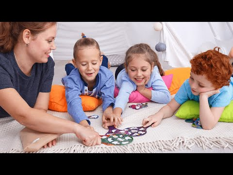 Crazy Koko Настольная игра Привидешки VT8044-22