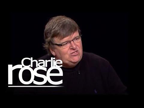 Michael Moore   Charlie Rose