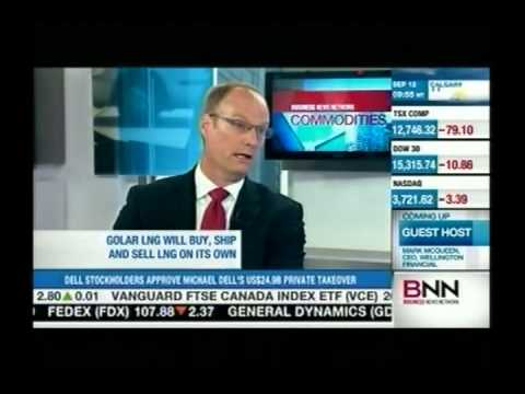 Keith Schaefer talks about Potential of LNG in Canada