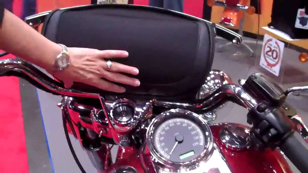 New Roadking Bag By T From J P Cycles