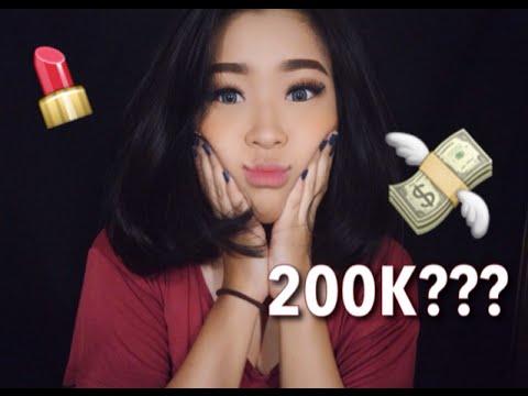 200K MAKEUP CHALLENGE (Bahasa Indonesia) | Marcella Febrianne