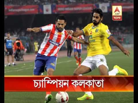 Atletico de Kolkata becomes first ISL Champion