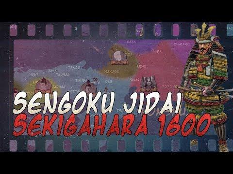 Battle of Sekigahara 1600 – Sengoku Jidai DOCUMENTARY