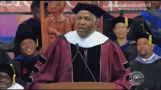 GEORGIA: BLACK BILLIONAIRE PLEDGES TO PAY OFF STUDENT DEBT OF MOREHOUSE COLLEGE CLASS OF 2019