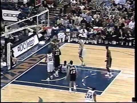 Jazz @ Wizards 11/16/01 (Jordan 44 pts, Malone 30 pts, Stockton 17 ast) Highlights