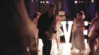 Bandtube: Mike Saxophonist DJ & Sax for Weddings Manchester